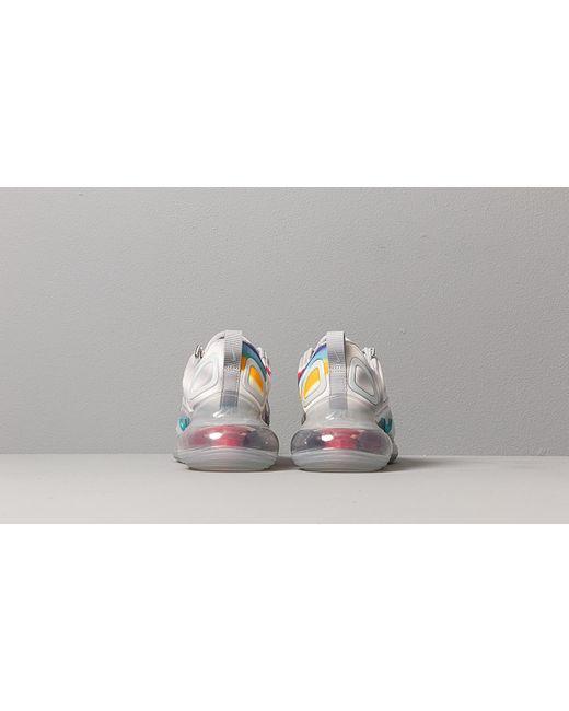 NIKE SCHUH AIR Max 720 metallic silverblack EUR 189,90