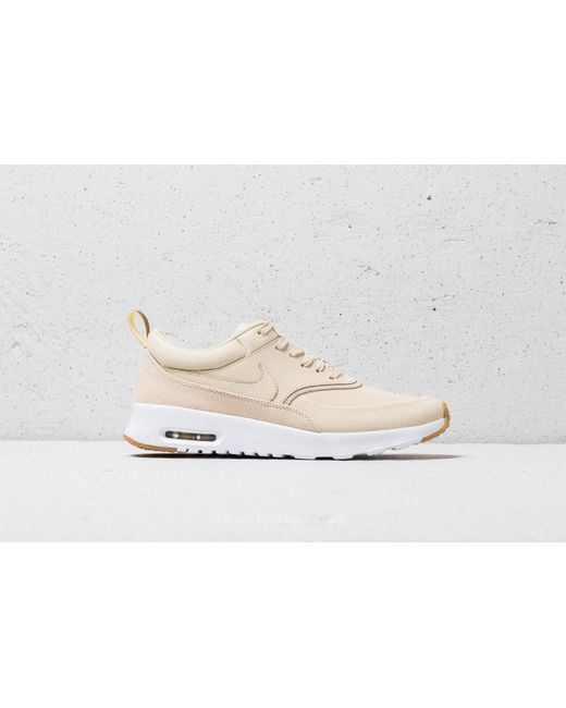 Nike Air Max Thea Premium WMNS Beach/ Beach-Metallic Gold-Sail