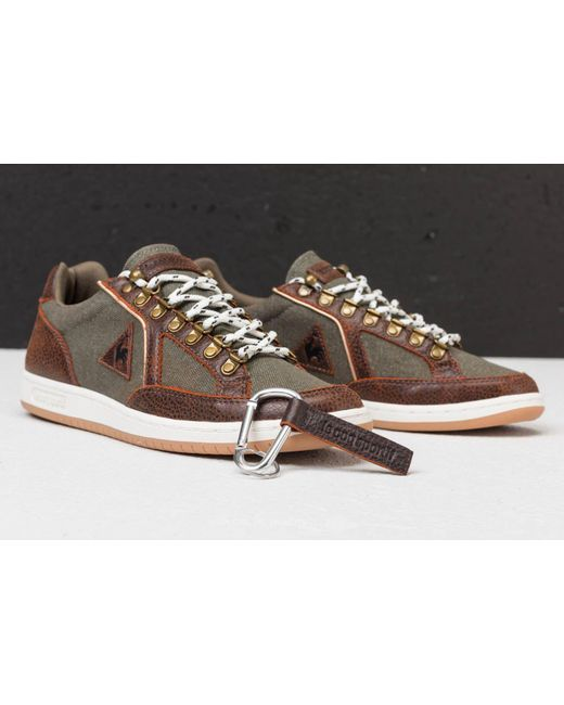 Le Coq Sportif Icons TR Olive Night/ Reglisse 1sY6nw