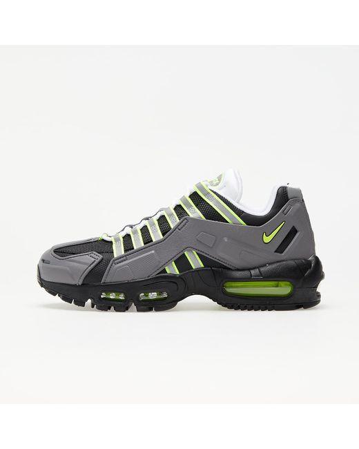 Air Max 95 NDSTRKT Black/ Neon Yellow-Medium Grey Nike pour homme ...
