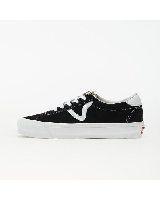 Vans OG Epoch LX (Suede) Black/ True White