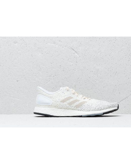 adidas Originals Adidas Pureboost Dpr Non Dyed Raw White