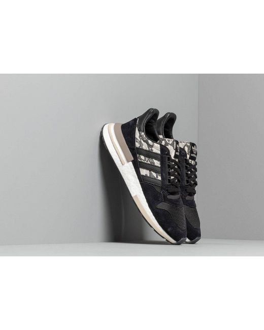 best service 01b77 f65ee Women's Black Zx 500 Rm Shoes
