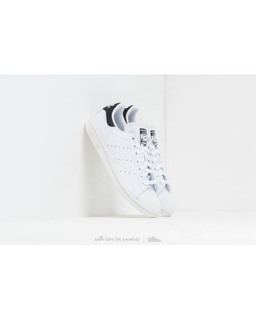 reputable site 7f002 8089a Adidas Originals - Adidas Stan Smith Ftw White Ftw White Core Black for  Men ...