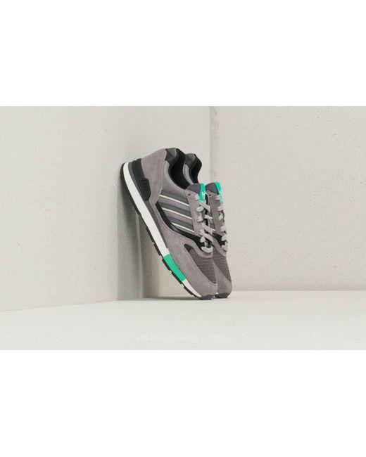 Adidas Originals - Gray Adidas Quesence Grey Three/ Grey Five/ Core Black  for Men ...