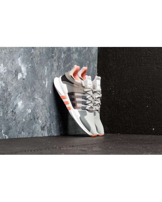 Adidas Originals - Gray Adidas Eqt Support Adv W Grey Two/ Grey Five/ Charcoral for Men - Lyst