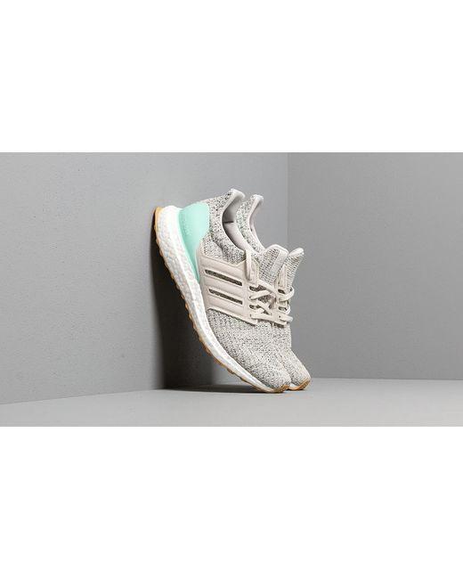 Women's Adidas Ultraboost W Clear Mint Raw White Carbon