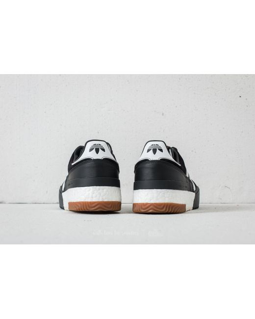 Lyst footshop Adidas x Alexander Wang Core Negro / blanco / núcleo FTW