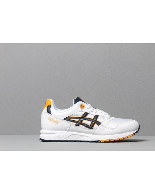 best service 42f4e 43ab1 Men's Asics Gelsaga White/ Midnight