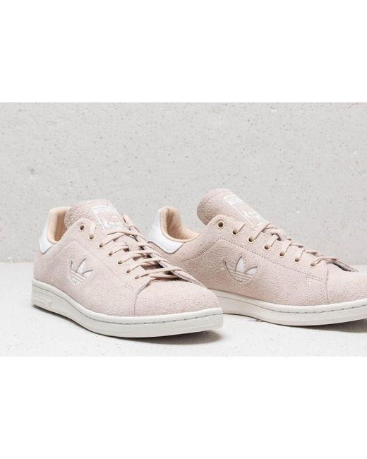 competitive price 11efd 30920 Men's Adidas Stan Smith Linen/ Ftw White/ Crystal White