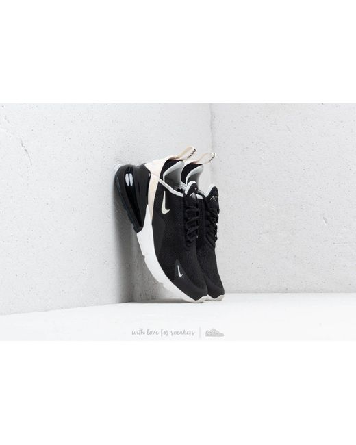 Lyst - Nike Air Max 270 Womens in Black - Save 9% 8e840a86f6
