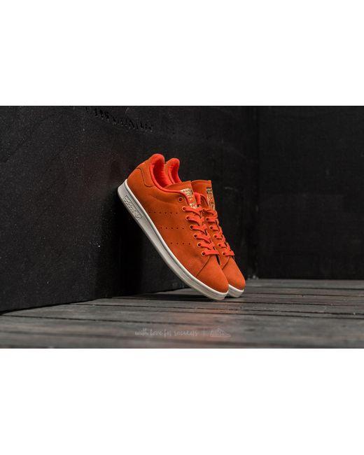 lyst adidas originali adidas stan smith energia arancione / energia