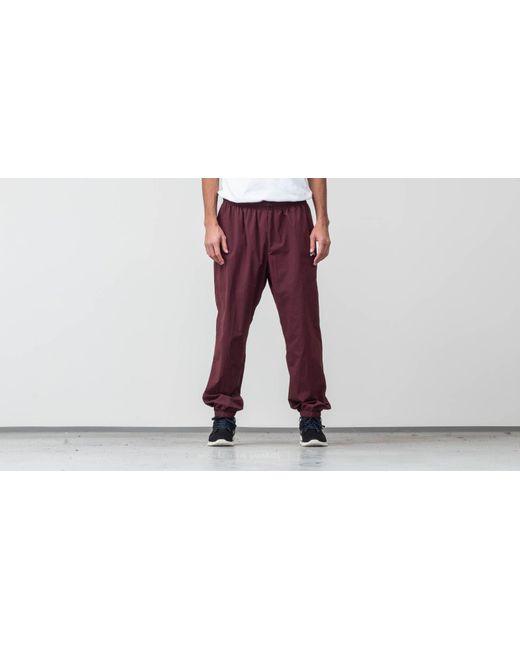 60b51adb7d0f Nike - Purple Sb Flex Track Pants Bordeaux  White for Men - Lyst ...