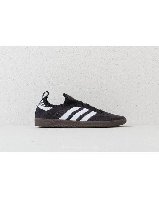 Lyst adidas Originals Adidas Samba primeknit Sock Core Negro / FTW