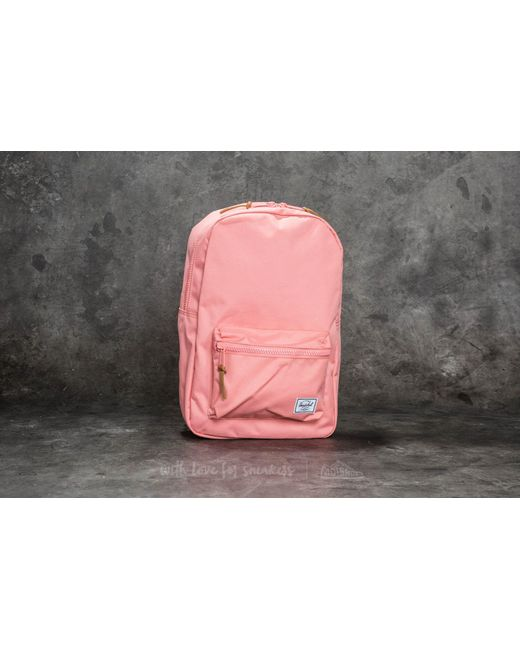 Herschel Supply Co. - Pink Settlement Mid-volume Backpack Strawberry Ice - Lyst