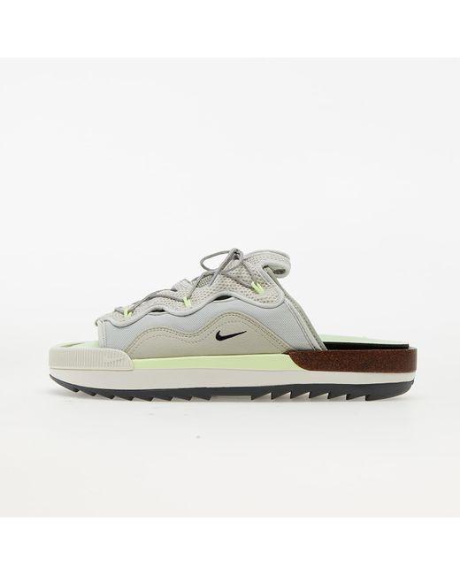 Nike Offline 2.0 Light Bone/ Black-Stone-Barely Volt in Brown für Herren