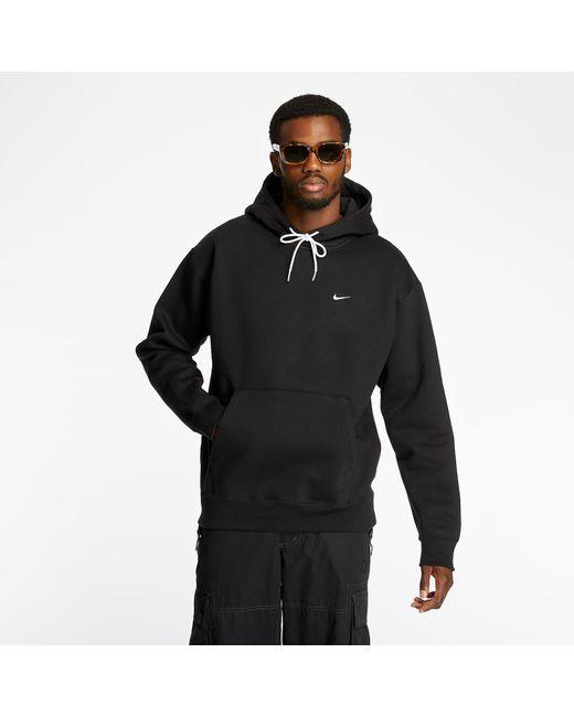 Nike Lab Fleece Hoodie Black/ White für Herren