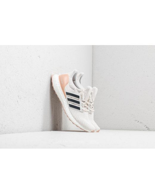 more photos f9b28 f09a1 ... real footshop adidas ultraboost w running white carbon cloud white lyst  280e3 e4e49