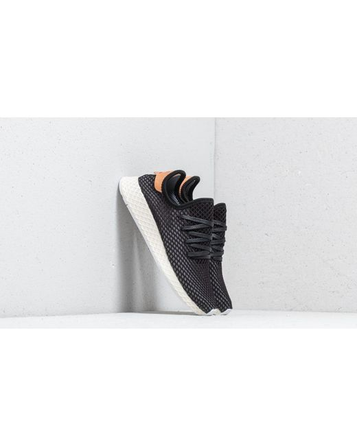 online store 57625 fff8d Adidas Originals - Adidas Deerupt Runner Core Black  Core Black  Ash Pearl  for Men ...