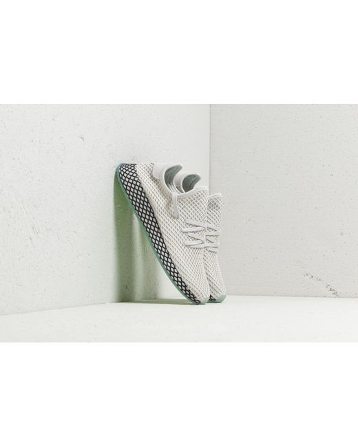 quality design c94d3 9dfc9 Adidas Originals - Gray Adidas Deerupt Runner Grey One Grey One Clear  Mint for ...