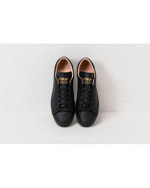 official photos 0c39e e8f71 ... Footshop - Adidas Court Vantage Core Black Core Black Supplier Colour  for Men ...