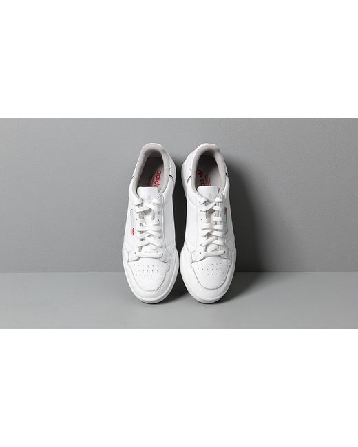 new arrival look for best sell adidas Originals Adidas Continental 80 Ftw White/ Grey Five ...