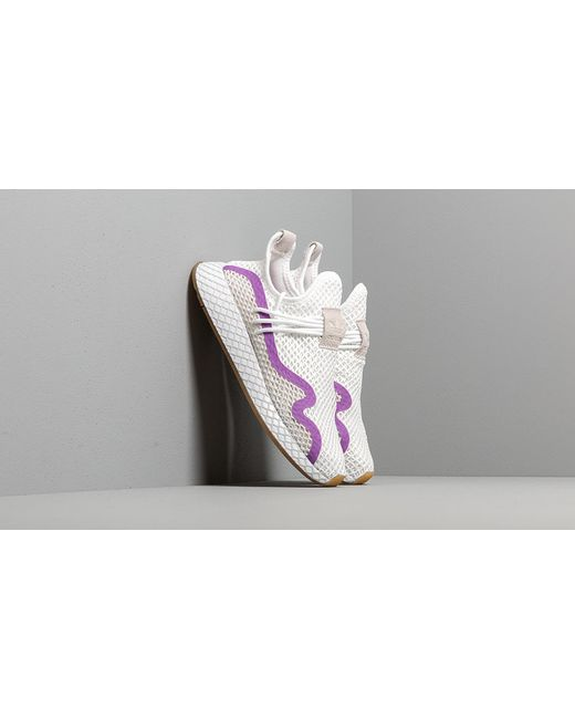 adidas Deerupt Runner Grey Two Ftw White Hireye | Footshop