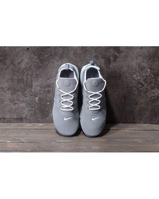 PRESTO FLY - Sneaker low - cool grey/white/pure platinum/black jRxVZAj3