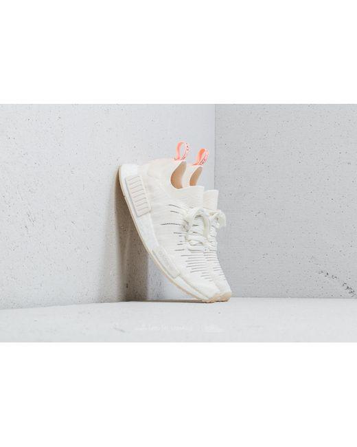 Lyst adidas originali adidas nmd r1 stlt primeknit w nuvola bianca