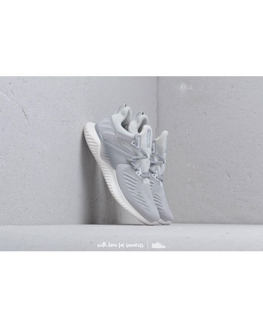 lowest price 82c7c f131c Adidas Originals - Adidas Alphabounce Beyond 2 M Ftw White Ftw White Grey  Two ...