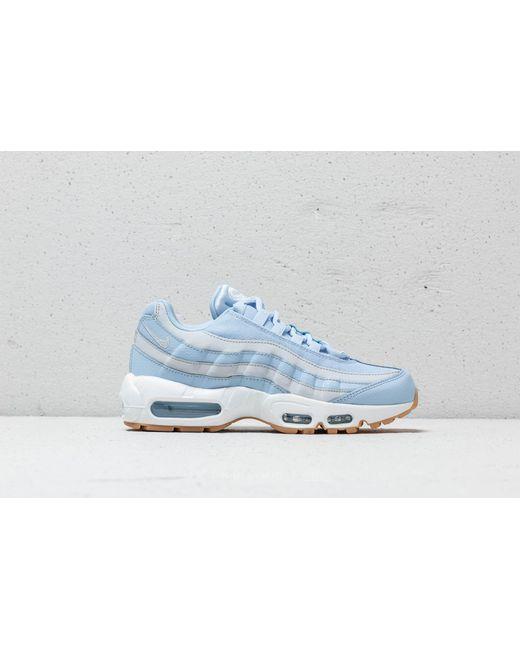 sports shoes 5d08a 12b32 ... Nike - Blue Wmns Air Myx 95 Royal Tint  Pure Platinum - Lyst ...
