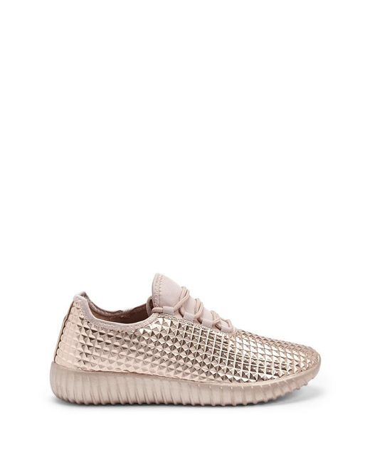 Forever 21 - Multicolor Metallic Pyramid Sneakers - Lyst