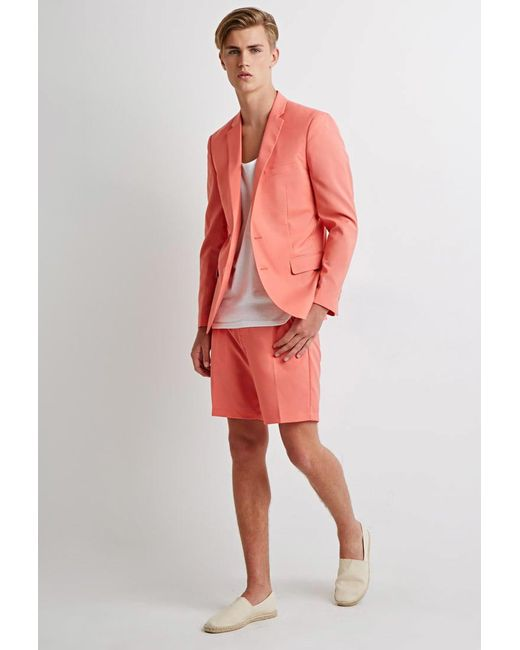Forever 21 | Pink Trouser Shorts for Men | Lyst