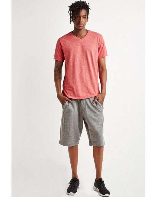 Forever 21 | Gray Zip-pocket Sweatshorts for Men | Lyst