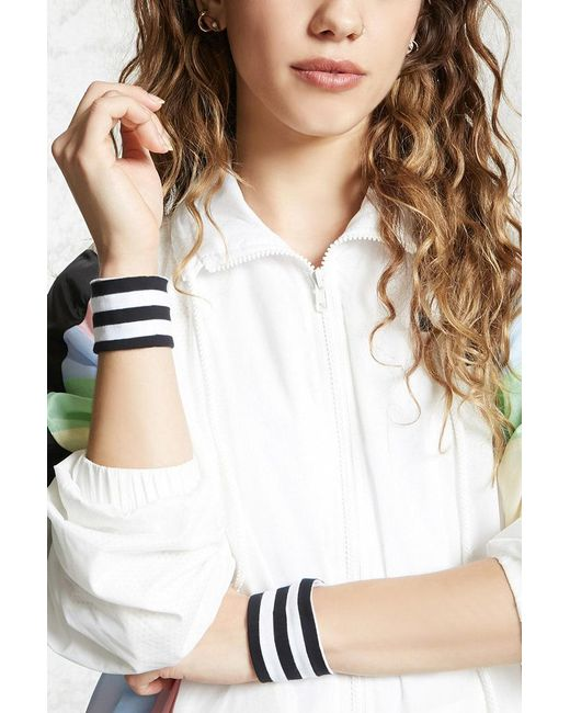 Forever 21 | Multicolor Striped Arm Band Set | Lyst