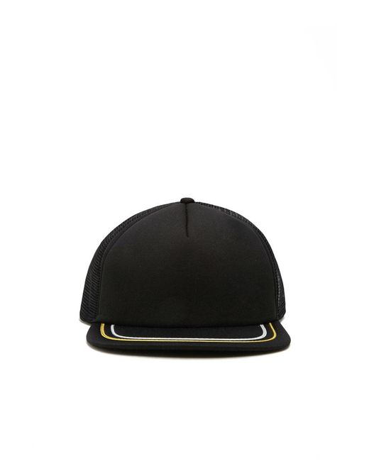 Forever 21 - Black Men Trimmed Trucker Hat for Men - Lyst
