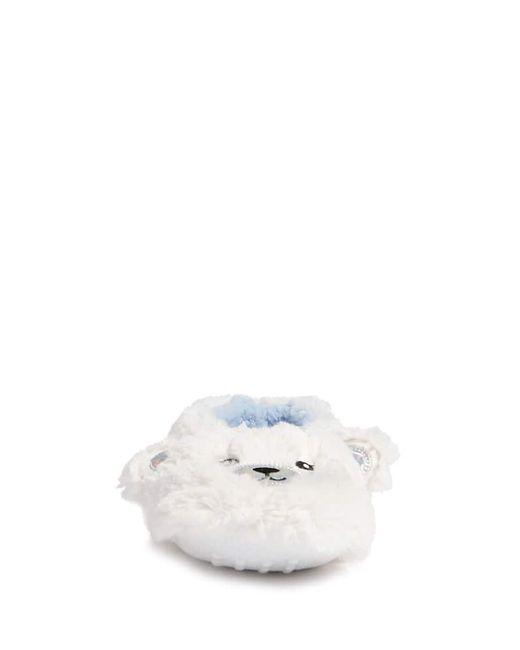 Forever 21 | White Plush Polar Bear Slipper Socks | Lyst