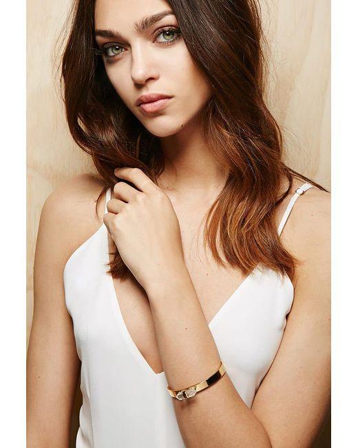 Forever 21 - Pink Amber Sceats Translucent Bracelet - Lyst
