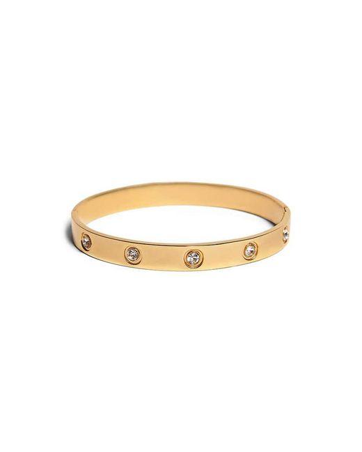 Forever 21 | Metallic J Group Ny Bracelet | Lyst