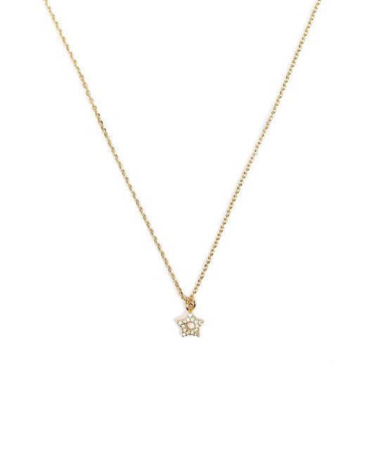 Forever 21 - Metallic Women's Cz Star Charm Necklace - Lyst