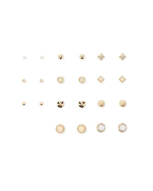 Forever 21 | Metallic Stud Earring Set | Lyst