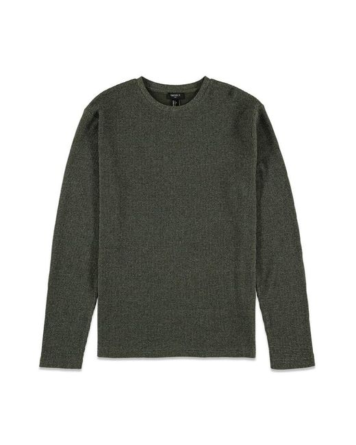Forever 21 | Green Classic Crew Neck Thermal for Men | Lyst