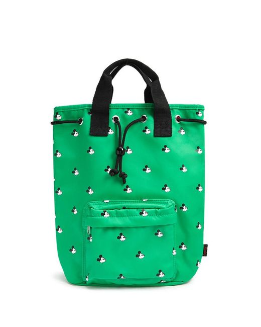 Forever 21 - Green Mickey Mouse Bucket Backpack - Lyst