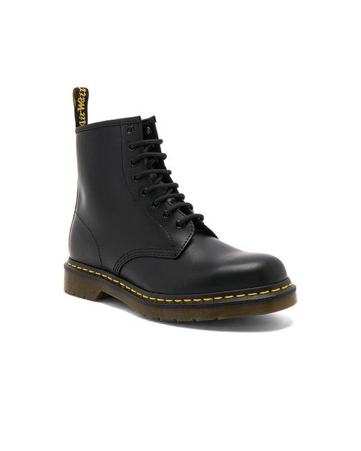 Dr. Martens Black 1460z Dmc 8 Up B-smooth Boot for men
