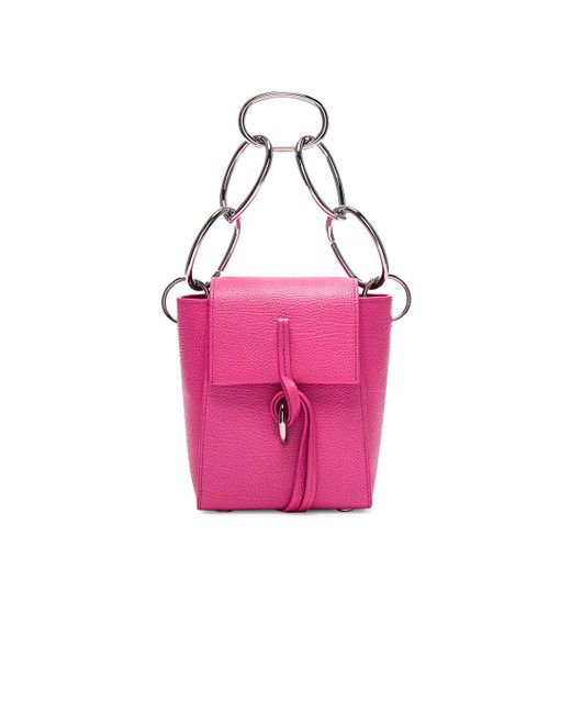 3.1 Phillip Lim | Pink Leigh Small Top Handle Crossbody Bag | Lyst