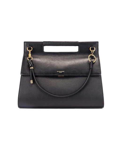 Givenchy Black Large Whip Bag