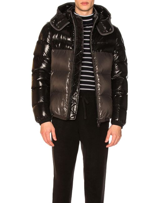 Moncler - Black Harry Jacket for Men - Lyst