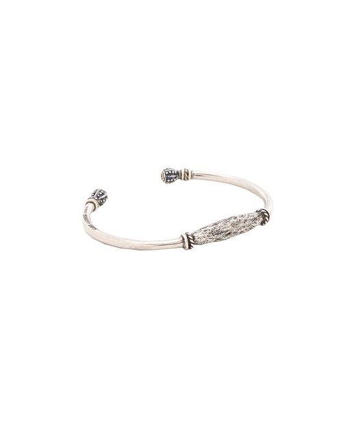 Saint Laurent | Metallic Bracelet | Lyst