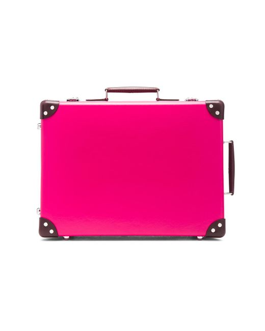 """Globe-Trotter - Pink 18"""" Candy Trolley Case for Men - Lyst"""