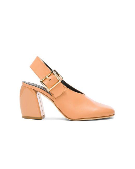 Tibi | Multicolor Leather Jillian Heels | Lyst